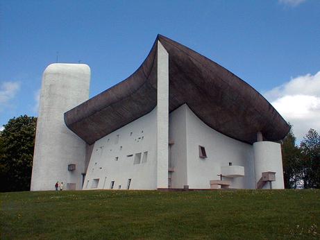 P58203-Ronchamp_France-Le_Corbusier_Chapel_Ronchamp_France