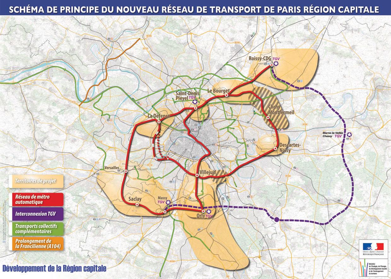 Quel métro pour Courbevoie ? | Spirit of Courbevoie