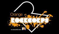 Orange-rockcorps