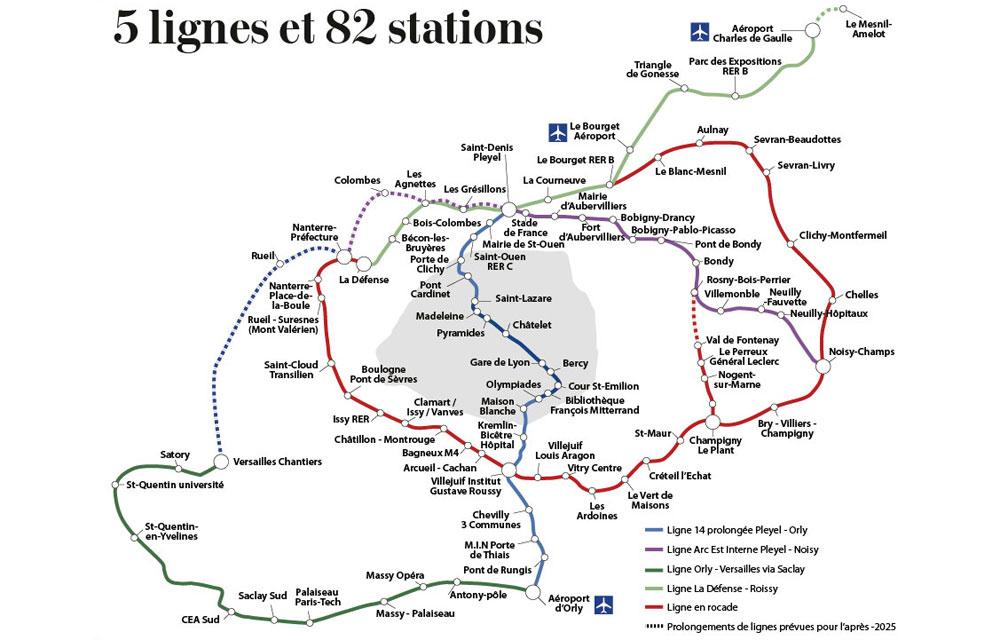 Les gares de Bécon-les-Bruyères et Bois-Colombes seront bien ...