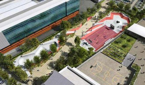 Skatepark-projet